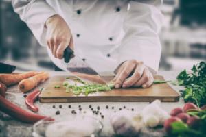 Kriterien beim Messerkauf - die Messer sollten einen gewissen Schärfegrad besitzen!